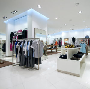 LED Lighting Solutions for Retail Units